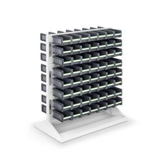 Panely s plastovými boxmi