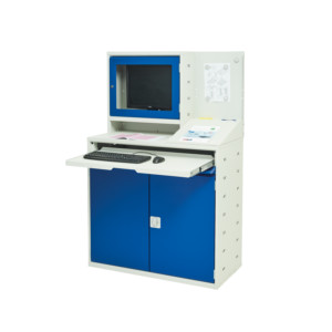 Dielenské skrinky pre počítač